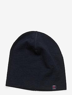 Cap Wool Solid - hoed - dark sapphire