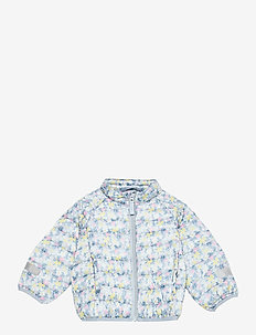 Jacket Light Padded Solid - veste rembourrée - blue fog