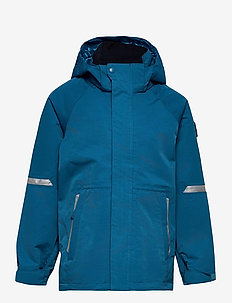 Jacket Shell Solid - shell jassen - blue sapphire