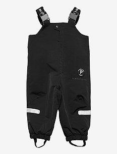 Trousers Shell - broeken - black
