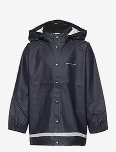 Rain Jacket Solid - jassen - dark sapphire