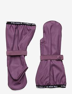 Rain Glove Solid - vintertøj - berry conserve