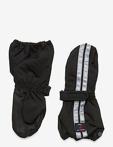 Mitten Solid - winter clothing - black