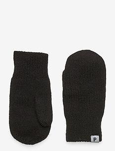 Mitten Wool - wol - black