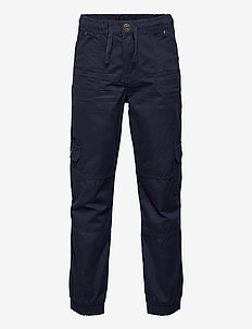 Trousers woven School - hosen - dark sapphire