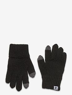Glove Wool - wol - black