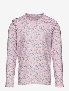 Swimwear Top l/s UPF - uv tops - rose shadow