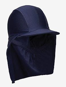 UPF 50 CAP Solid - sonnenhüte - dark sapphire