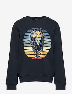 Sweatshirt print School - sweatshirts - dark sapphire