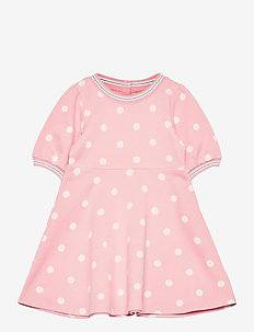 Dress jersey Preschool - kleider - bridal rose