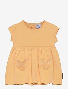 Top s/s AOP pocket Preschool - dresses & skirts - impala