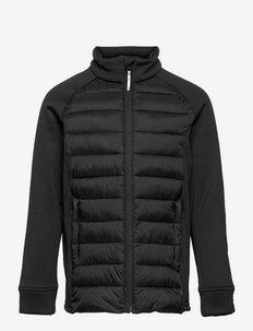 Jacket Windfleece Solid - softshelljacke - black