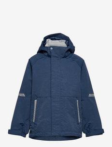 Jacket Shell Solid - shell jassen - ensign blue