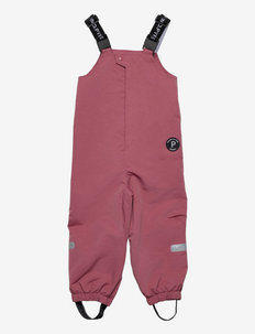 Trousers Shell - underdele - rose wine