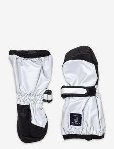 Mitten Solid - rękawiczki - grey
