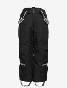 Trousers Padded Solid - winterbroeken - black
