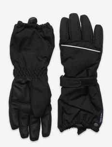 Glove Solid - gants - black