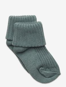 Socks Solid Baby - strumpor - trooper
