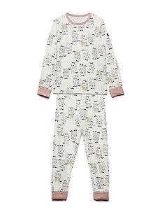 Pyjamas AOP School - MELLOW ROSE