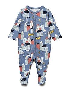 Pyjamas AOP NB - CORONET BLUE