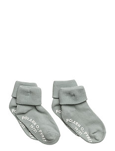 Sock 2-Pack Solid Baby - GRAY MIST