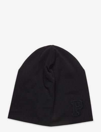 Cap Single Jersey School - beanie - black
