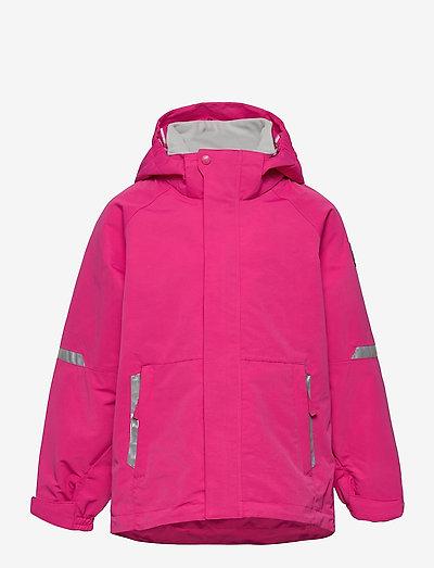 Jacket Shell Solid - shell jackets - magenta