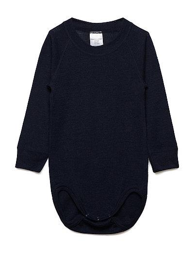 Body Wool Solid Baby - DARK SAPPHIRE