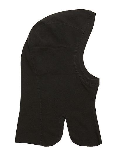 Balaclava Fleece Solid - BLACK