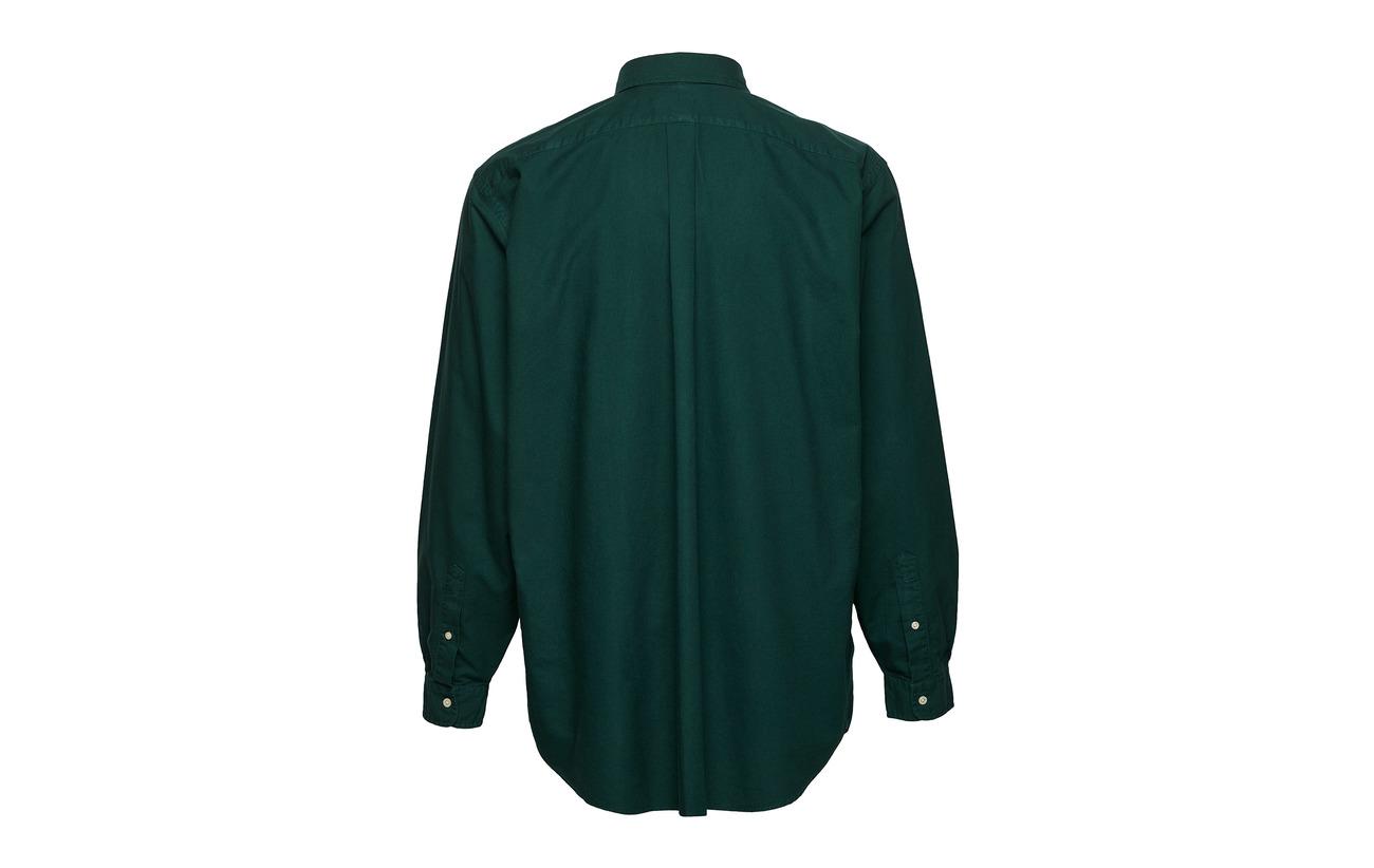 Ralph Oxford amp; Fit College Classic Big Green Tall Shirt Lauren Polo g1wqUg