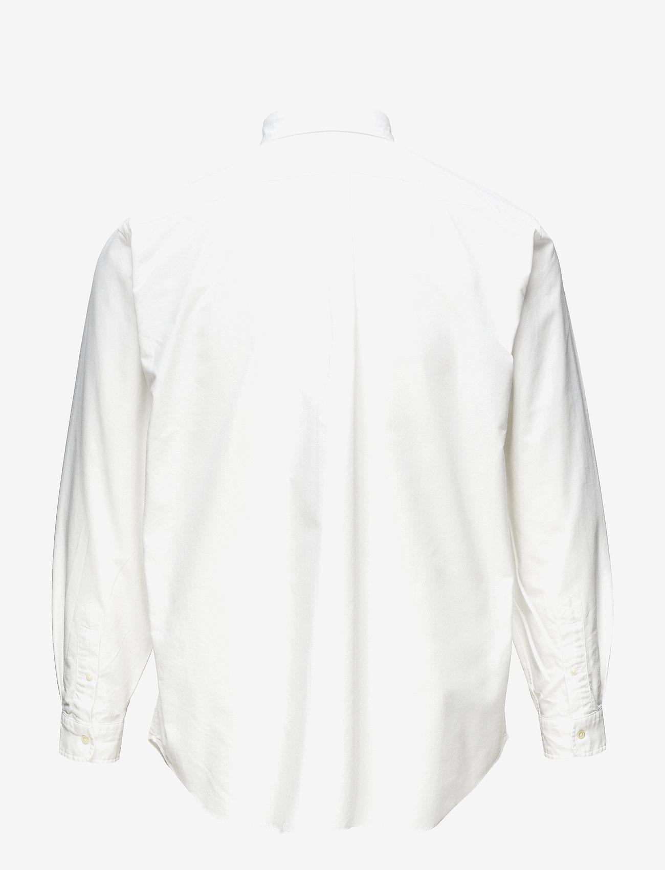 Polo Ralph Lauren Big & Tall - Classic Fit Cotton Sport Shirt - oxford skjorter - white - 1