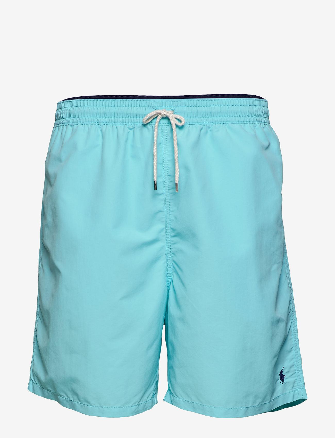Polo Ralph Lauren Big & Tall - Traveler Swim Trunk - badehosen - hammond blue - 0