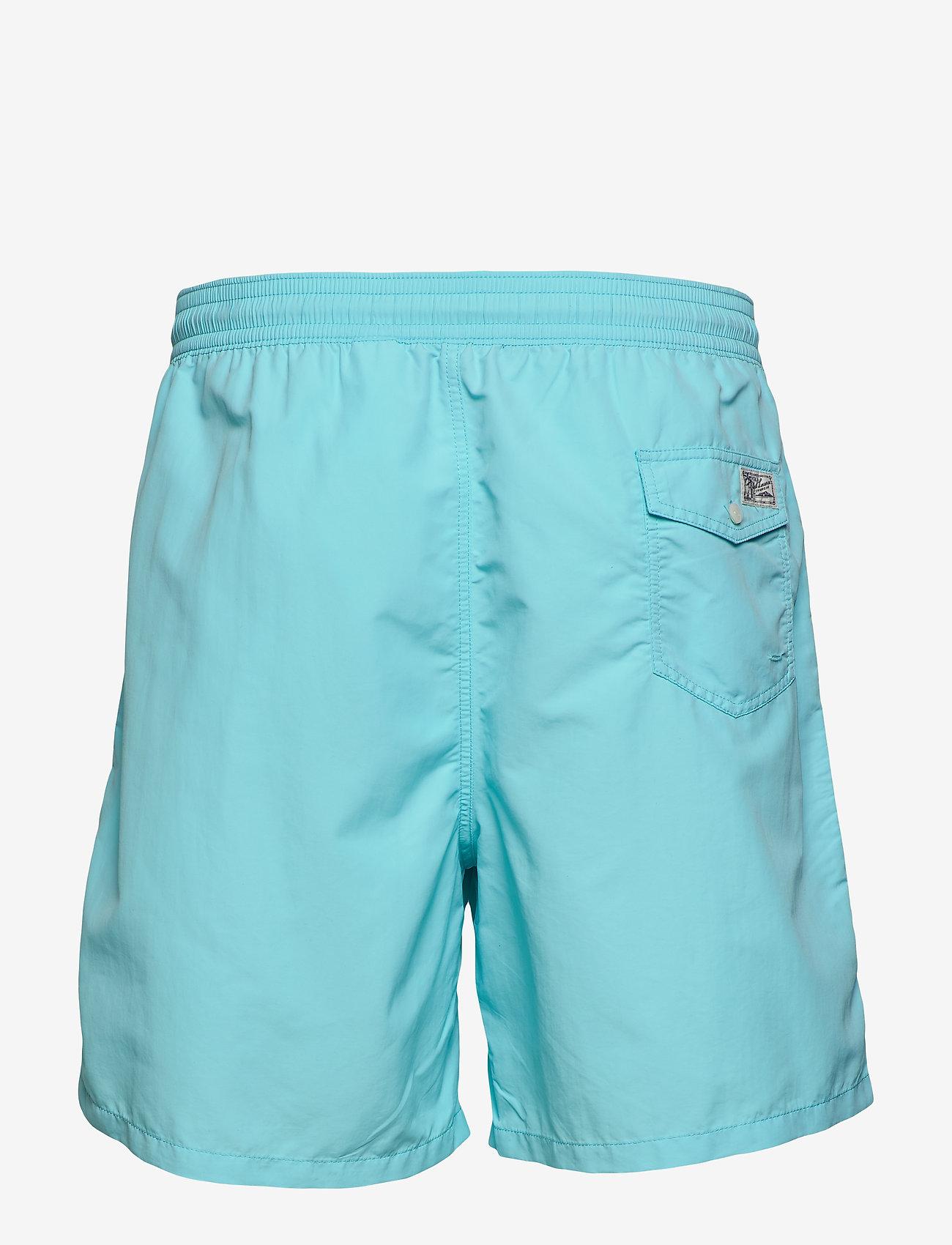 Polo Ralph Lauren Big & Tall - Traveler Swim Trunk - badehosen - hammond blue - 1