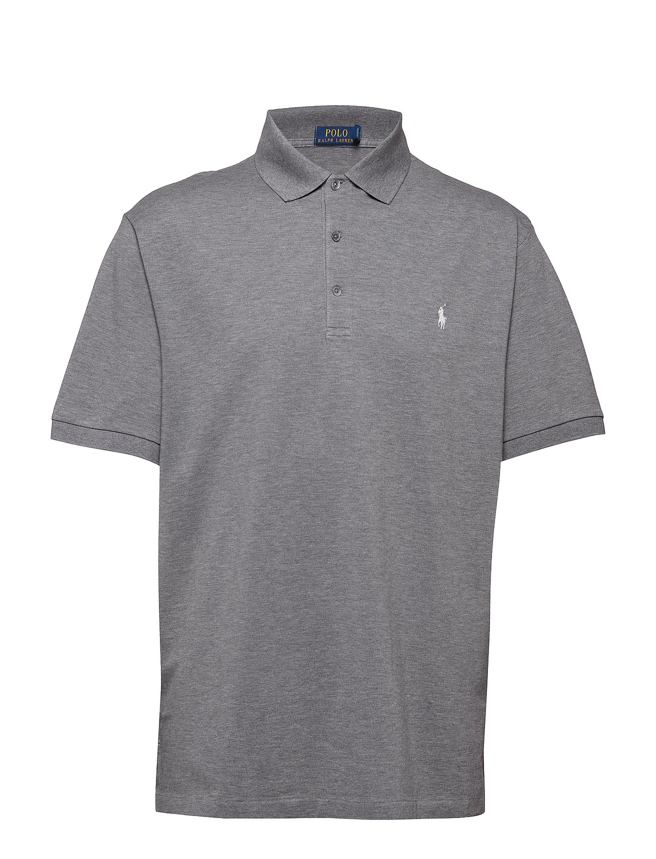 Polo Ralph Lauren Big & Tall Classic Fit Stretch Mesh Polo
