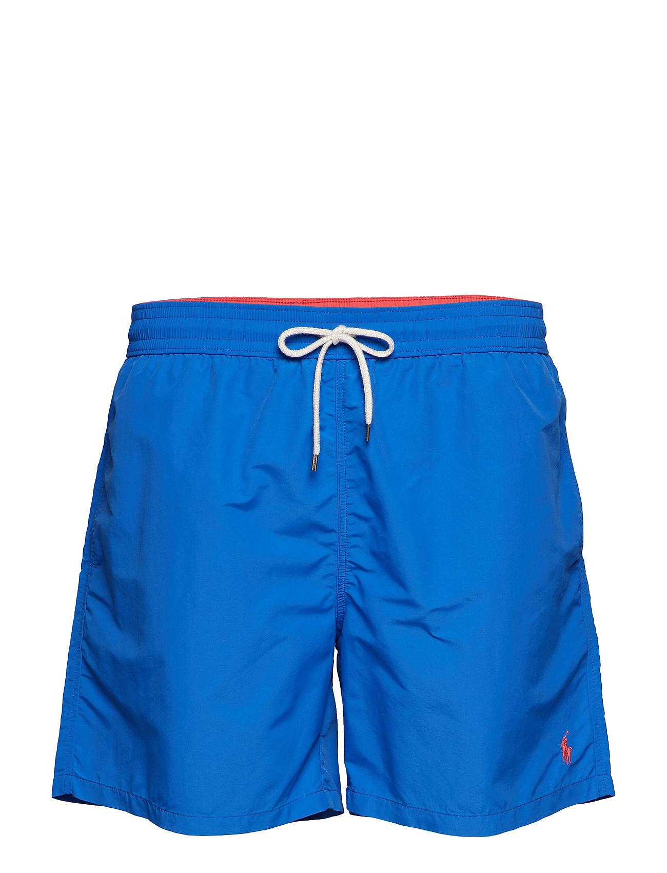 Polo Ralph Lauren Big & Tall Traveler Swim Trunk - NEW IRIS BLUE