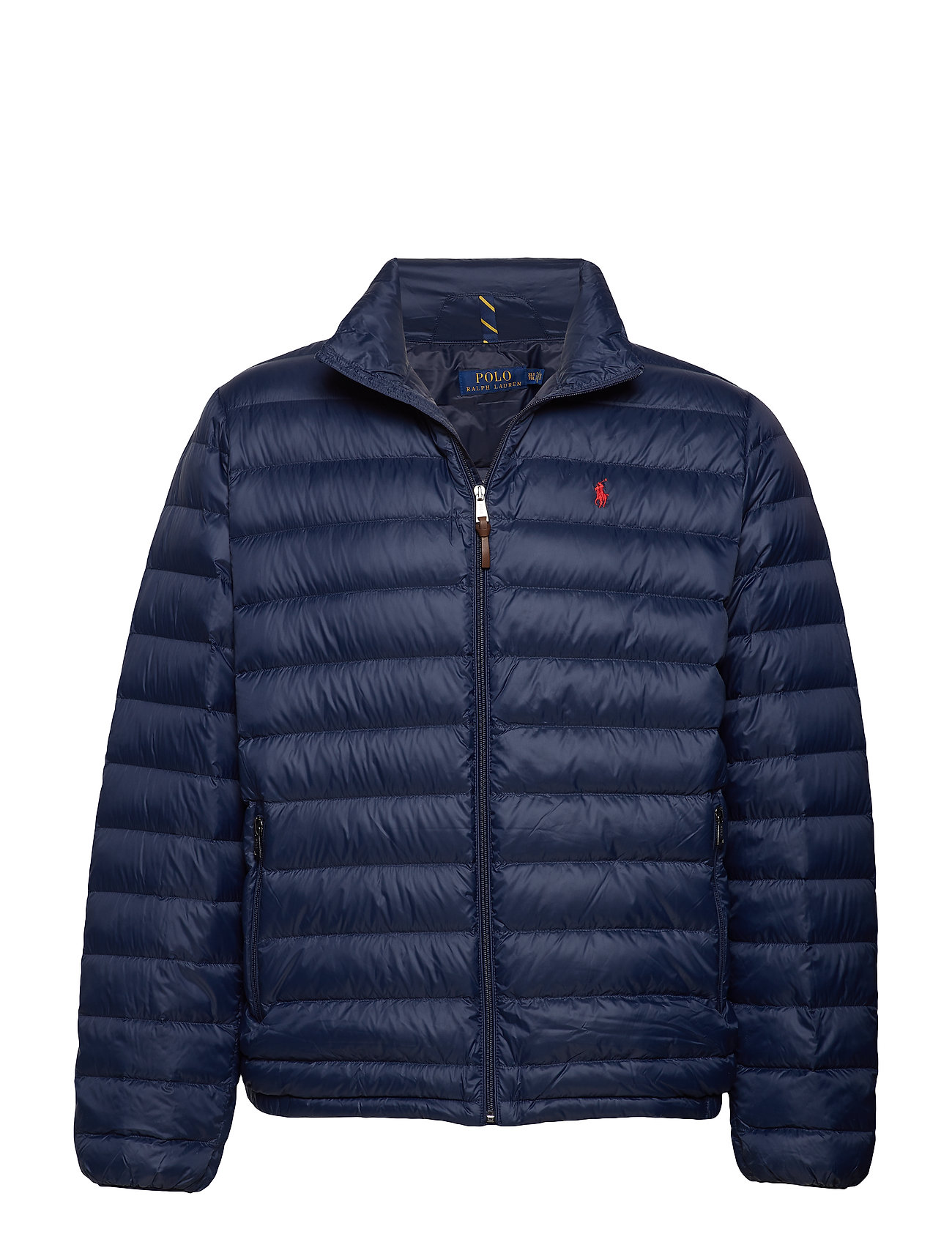 dbc3697c8da3 Packable Quilted Down Jacket (Aviator Navy) (£171) - Polo Ralph ...