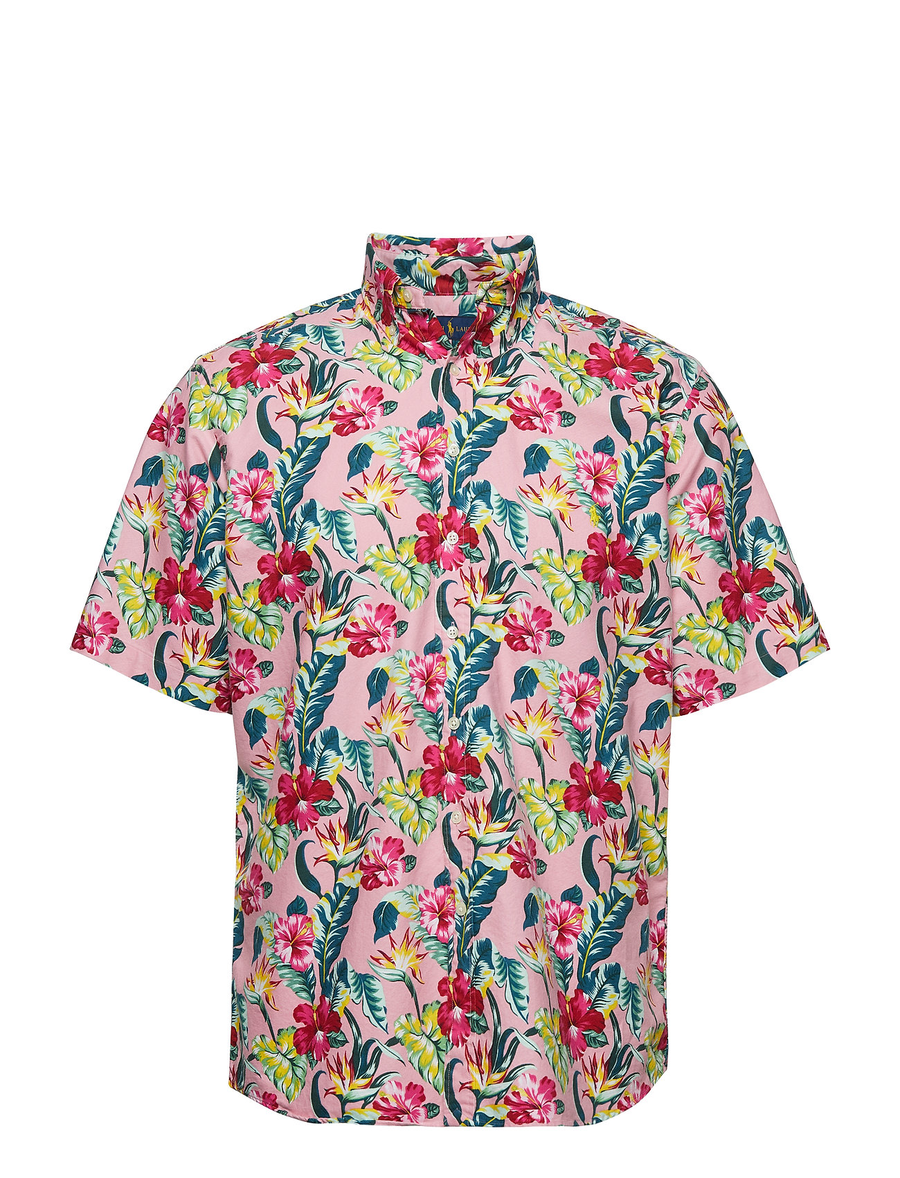Polo Ralph Lauren Big & Tall Classic Fit Floral Shirt