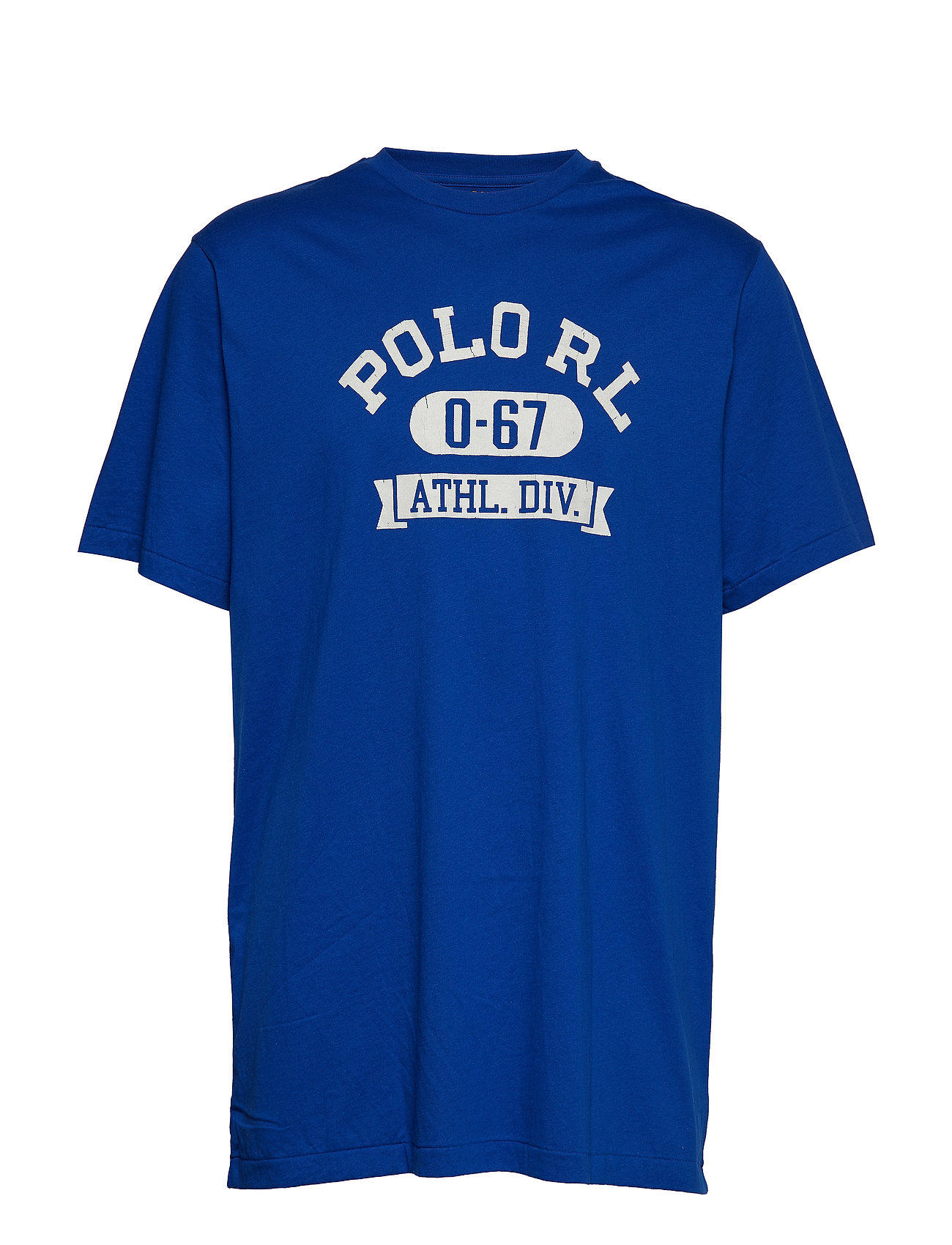Polo Ralph Lauren Big & Tall Classic Fit Graphic Tee