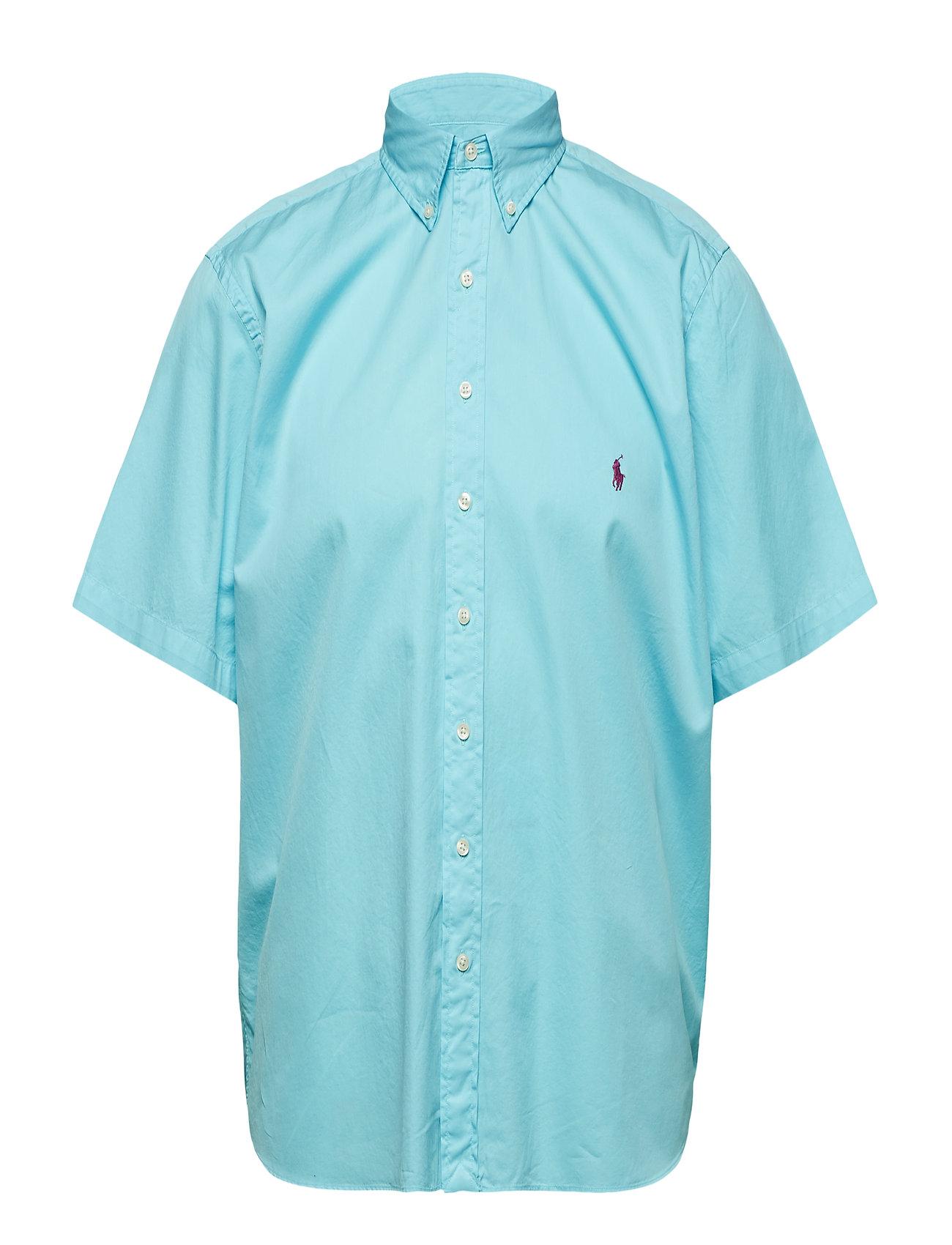 Polo Ralph Lauren Big & Tall Classic Fit Twill Shirt - HAMMOND BLUE