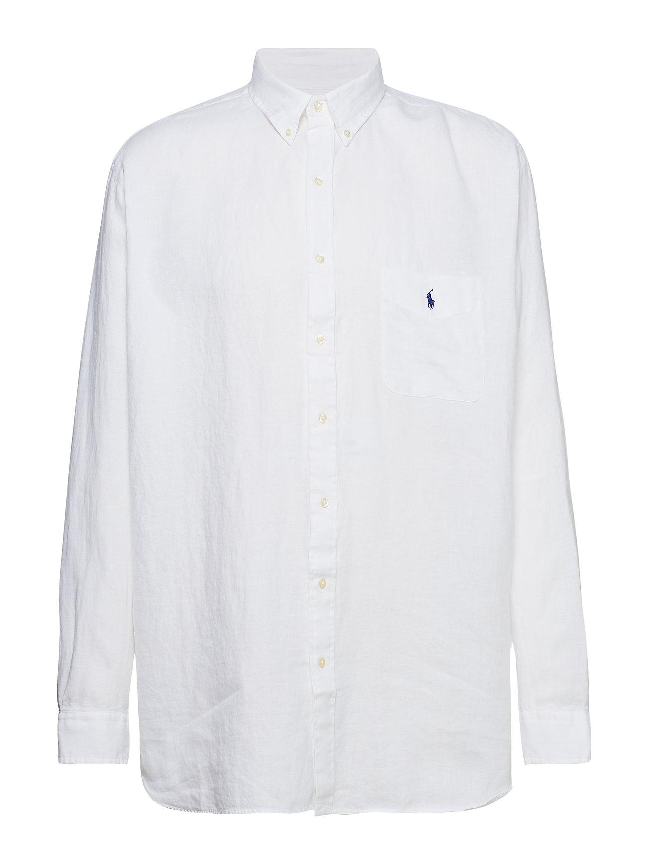 Polo Ralph Lauren Big & Tall Classic Fit Linen Shirt
