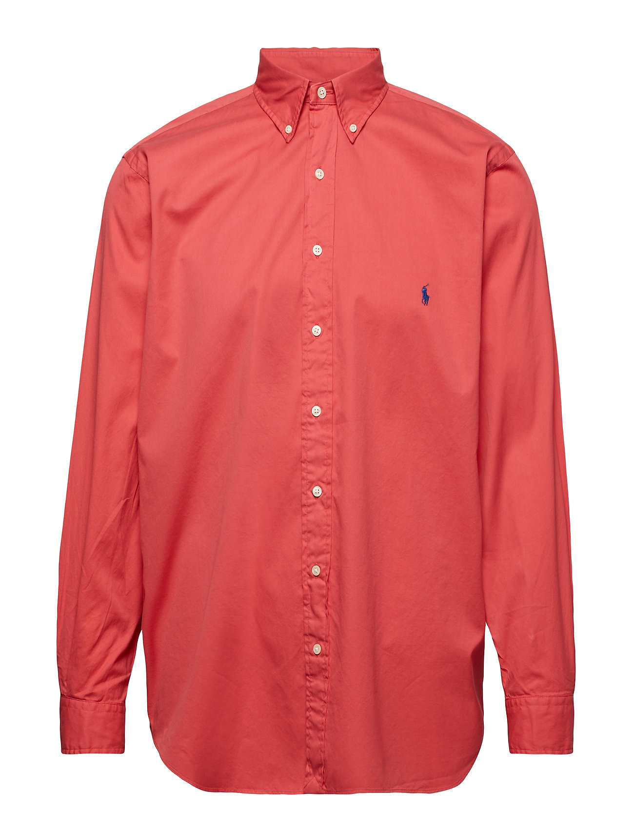 Polo Ralph Lauren Big & Tall Classic Fit Twill Shirt