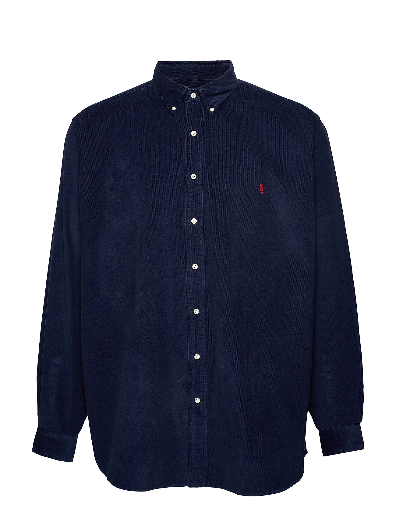 Polo Ralph Lauren Big & Tall Classic Fit Corduroy Shirt - CRUISE NAVY