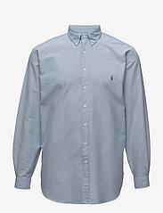 Polo Ralph Lauren Big & Tall - Classic Fit Cotton Sport Shirt - oxford skjorter - blue - 1