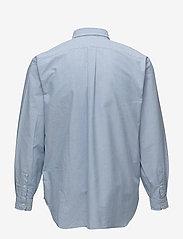 Polo Ralph Lauren Big & Tall - Classic Fit Cotton Sport Shirt - oxford skjorter - blue - 2