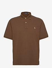 Polo Ralph Lauren Big & Tall - Classic Fit Mesh Polo Shirt - cooper brown/c831 - 1