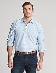 Polo Ralph Lauren Big & Tall - Classic Fit Cotton Sport Shirt - oxford skjorter - blue - 0