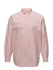 Classic Fit Cotton Sport Shirt - PINK