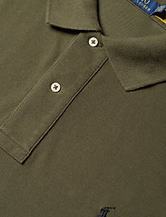 Polo Ralph Lauren Big & Tall - Classic Fit Mesh Polo Shirt - kortærmede - company olive/c97 - 3