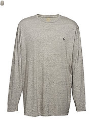 Classic Fit Crewneck T-Shirt - DARK VINTAGE HEAT