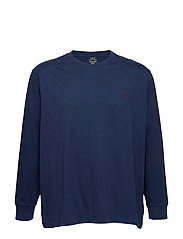Classic Fit Crewneck T-Shirt - MONROE BLUE HEATH